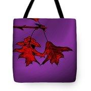 Color Me Autumn Tote Bag