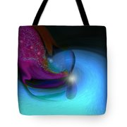 Color Movements Tote Bag