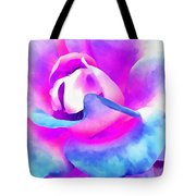 Color Of Charisma Tote Bag