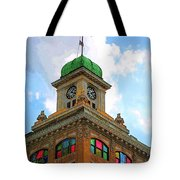 Color Of City Hall Tote Bag