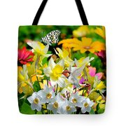 Color Of Nature Tote Bag