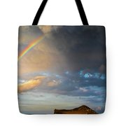 Color Of The Rain Tote Bag