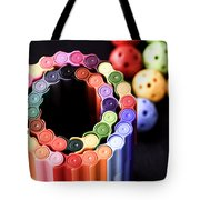 Color Pens2 Tote Bag