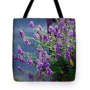 Color Purple Tote Bag