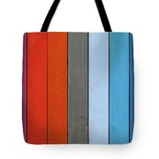 Color Range - Detail Of The Colored Pastels Tote Bag