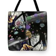 Color Reflections Tote Bag