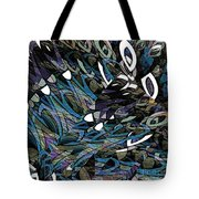 Color Riot Tote Bag
