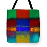 Color State Tote Bag