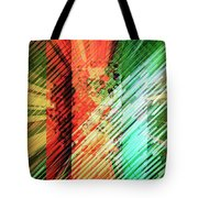 Color Stripes Tote Bag
