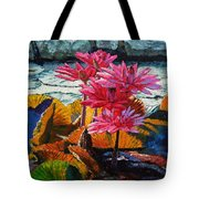 Color Texture And Light Tote Bag