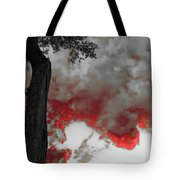 Color The Clouds Tote Bag