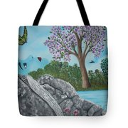 Color The World Tote Bag