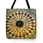 Color Tiles Tote Bag