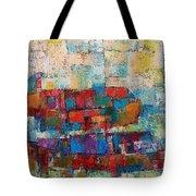 Color Trip Tote Bag