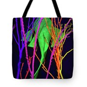 Color Under The Sea Tote Bag
