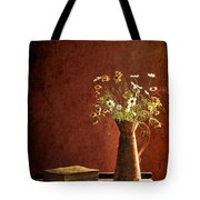 Color Wild Garden Tote Bag