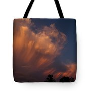 Painting With Clouds, Part 4 Tote Bag