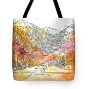 Colorado 01 Tote Bag