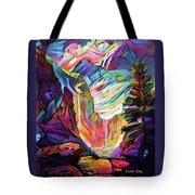 Colorado Abstract Tote Bag