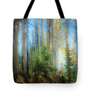 Colorado Aspens Tote Bag