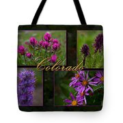 Colorado Beauty Tote Bag