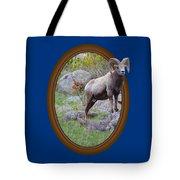 Colorado Bighorn Tote Bag