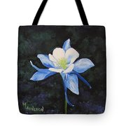 Colorado Blue Tote Bag