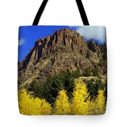 Colorado Butte Tote Bag
