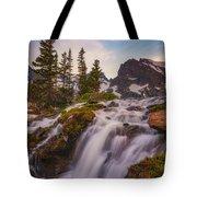 Colorado Cascading Waters Tote Bag
