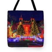 Colorado Christmas Tote Bag
