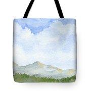 Colorado Cloudscape Tote Bag