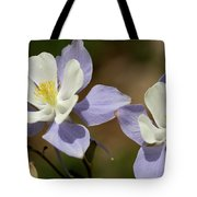 Colorado Columbine #1 Tote Bag