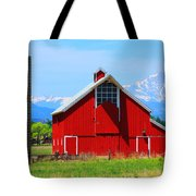 Colorado Country Fine Art Print Tote Bag