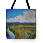 Colorado Creek Tote Bag
