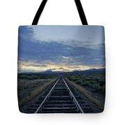 Colorado Daybreak Tote Bag