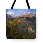 Colorado Fall Tote Bag