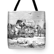 Colorado Gold Rush, 1859 Tote Bag