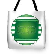 Colorado Green Tote Bag
