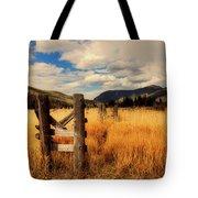 Colorado Meadow Tote Bag