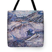 Colorado Mining Relics Tote Bag