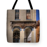 Belvidere Theatre Tote Bag