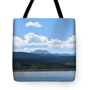 Colorado Mountain Lake Tote Bag
