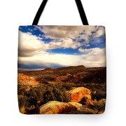 Colorado Mountain Splendor Tote Bag