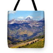 Colorado Mountains 1 Tote Bag