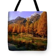 Colorado Nature Tote Bag