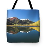 Colorado Reflections Tote Bag