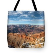 Colorado River And The Grand Canyon Tote Bag