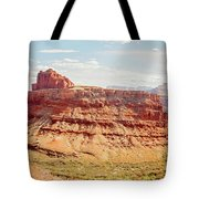 Colorado River View Tote Bag