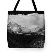 Colorado Rocky Mountains Continental Divide Tote Bag