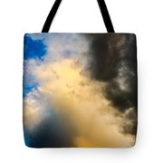 Colorado Skies Tote Bag
